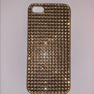 Gold iPhone 5 Case